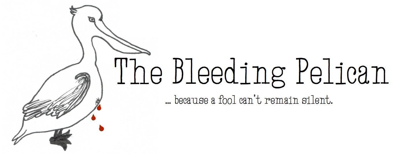 The Bleeding Pelican